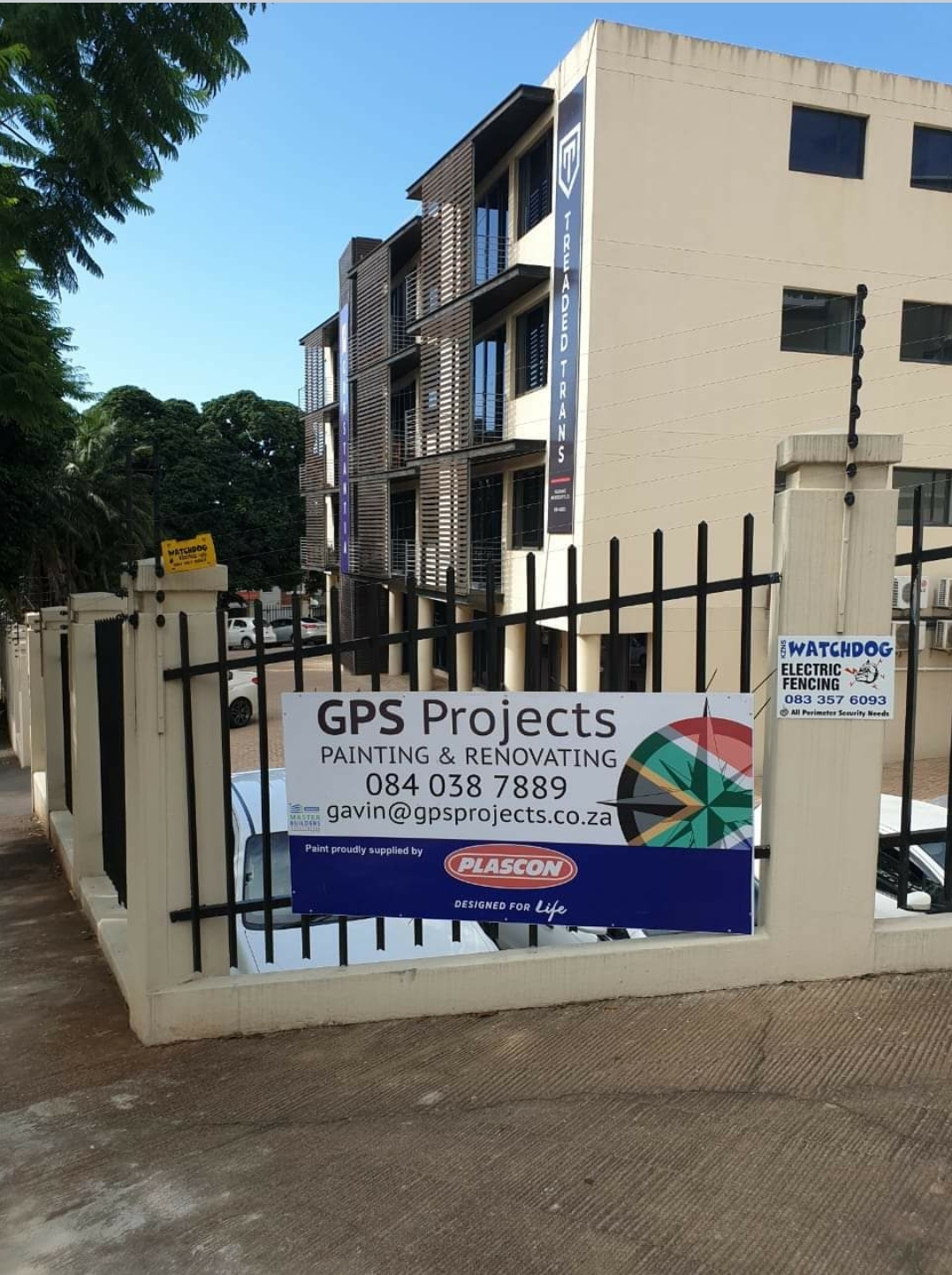 GPS projects