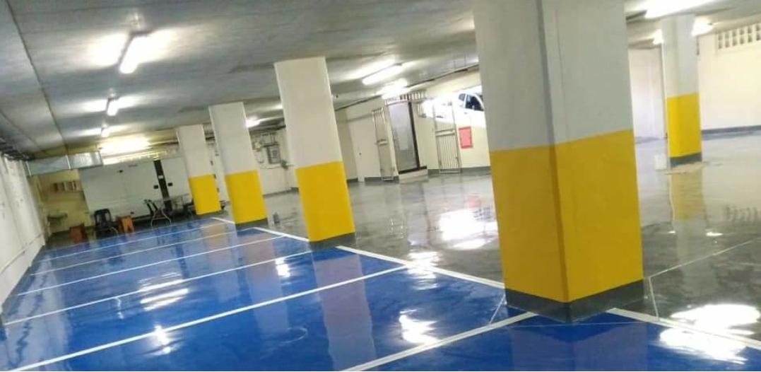 Epoxy Floor Specialists