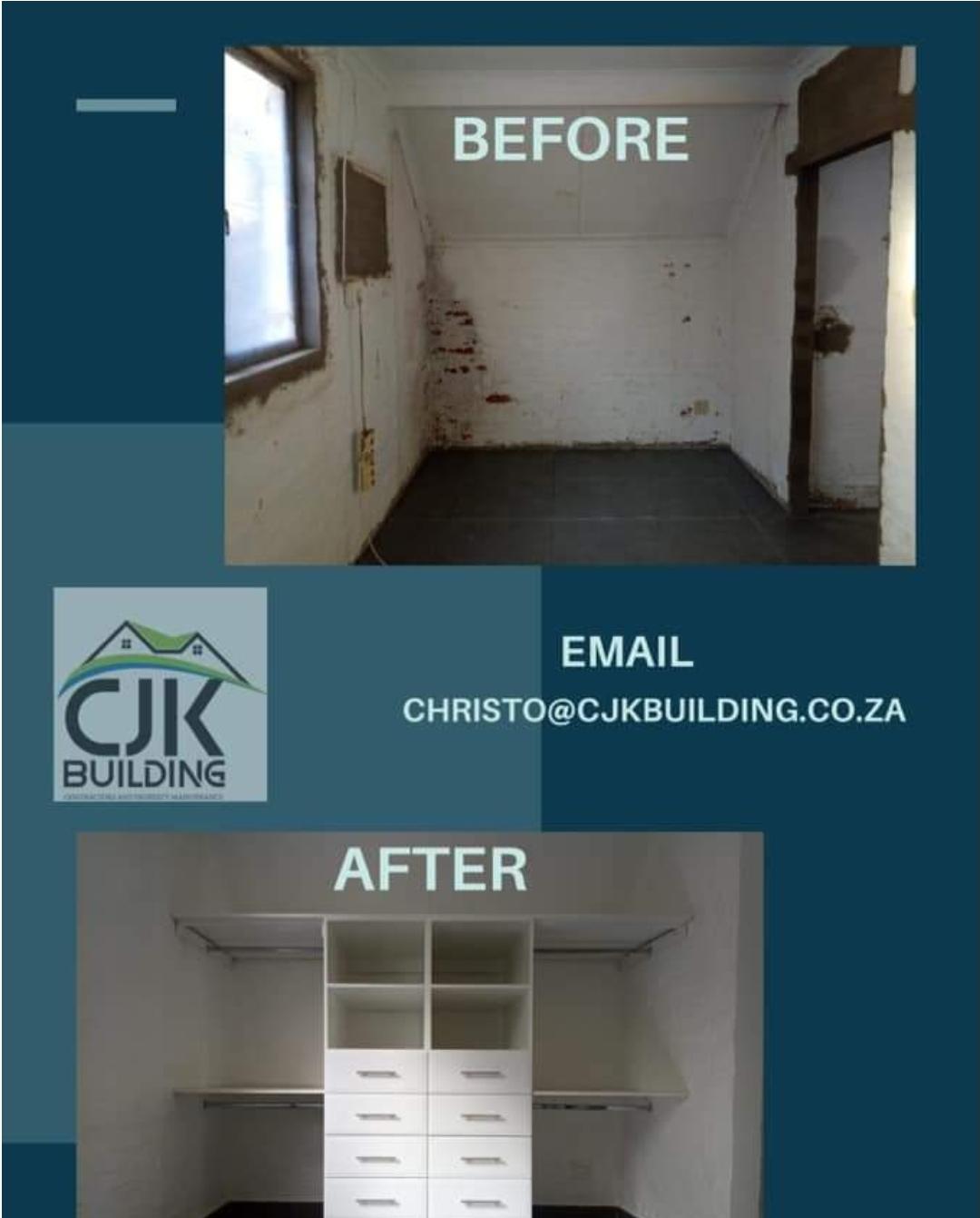 CJK building