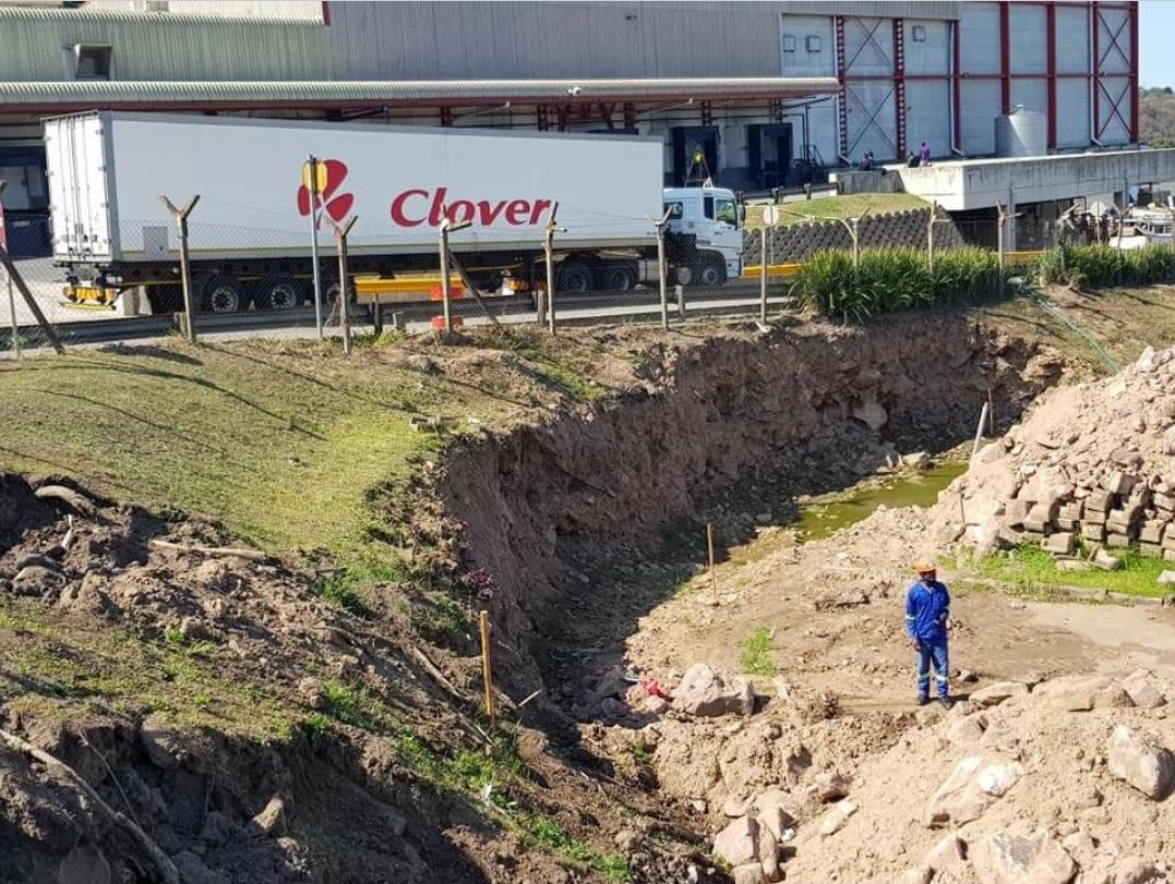 KZN Retaining walls