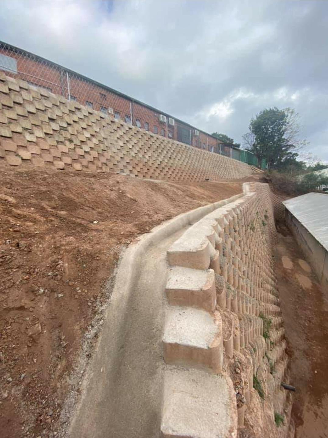 Natal Retaining Walls