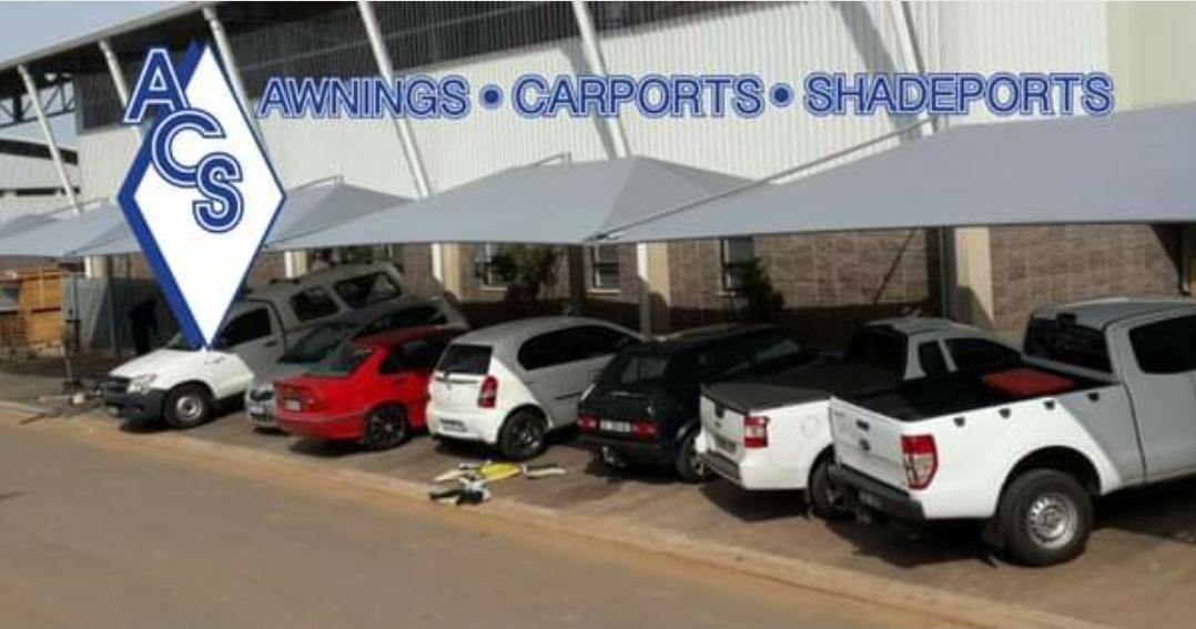ACS awnings